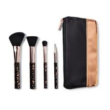 "Travel Cosmetic brush set - 4pc Target Beautyâ""¢, New, Free Shipping"