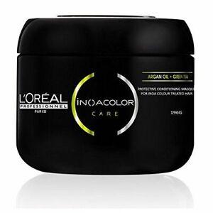 INOA Color Care Masque - Color Treated Hair - L'Oreal Professionnel,196g Free Sh