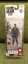 THE WALKING DEAD SASHA #10 FIGURA11cm, AMC Serie TV McFARLANE TOYS NEW