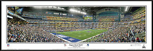 New York Giants | Professionally Framed Panorama Poster