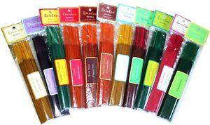 Auroshikha Rainbow Natural Home Fragrance Incense Sticks, Each Pack 50 Sticks