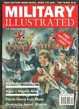 MILITARY ILLUSTRATED  #  100    - Great British Magazine