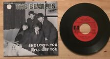 RARE FRENCH THE BEATLES SP ODEON SHE LOVES YOU