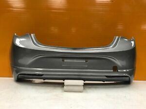 Vauxhall astra j vxr 2013-15  GENUINE REAR BUMPER