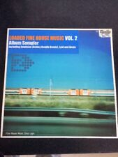 """12"""" Vinyl Single - Loaded Fine House Music Album Sampler Vol. 2 - House DJ"""