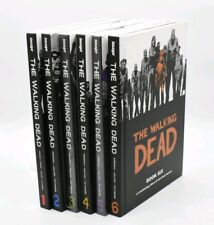 The Walking Dead Hardcover Books Volume 1 2 3 4 5 6 Robert Kirkman Used and New