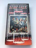 Star Trek VHS Movie Original And Uncut TV Series Journey To Babel 1967 #44 RARE