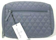 New Vera Bradley Carbon Gray Belt Bag Quilted Fanny Pack Waist Purse #21943-158