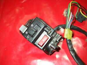 Schalter links Blinkerschalter left hand switch Lenkerschalter YAMAHA XV 125