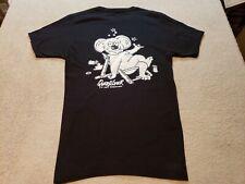 Quicksilver Koala Bear I'll Surf Tomorrow T Shirt Small S Australia Surfing RARE