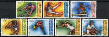 Grenada Grenadines 1976 SG#191-7 Olympic Games Cto Used Set #A83030