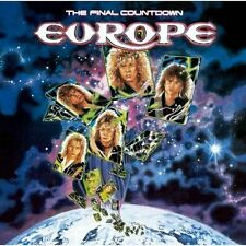 Final Count Down [Remastered] by Europe (CD, Oct-2013, Sony Music Distribution (USA))