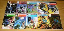 Shadowman #0 & 1-43 VF/NM complete series + (4) more - valiant comics set lot