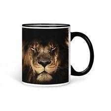 TASSE Kaffeetasse Löwe Tier  V4