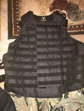 New listing Phantom Black Interceptor Modular Body Vest Airsoft (Black) Size XL