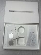 Original Apple MacBook Air13-inch Silver Box Only Empty Box A2179