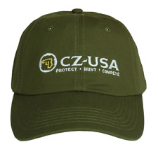 CZ Logo Embroidered Ball Cap Hat Hook & Loop Adjust Official Product NEW