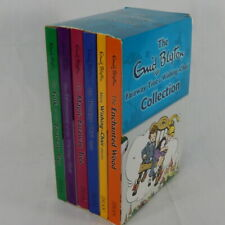 The Enid Blyton Faraway Tree & Wishing Chair Collection 6 Book Set Paperback