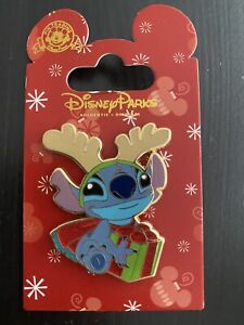 Disney Stitch Pin Cheistmas Present