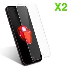 iPhone 8/7/6/6S/PLUS/X/5/SE Vitre protection VERRE trempé Film protecteur écran