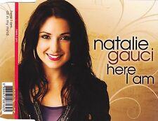 cd-single, Natalie Gauci - Here I Am, 2 Tracks, Australia