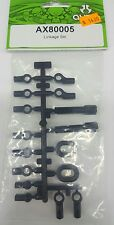 Axial Spare Linkage Link Rod Ends Body Posts SCX10 AX10 #AX80005 OZRC Models