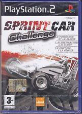 Ps2 PlayStation 2 «SPRINT CAR CHALLENGE» nuovo sigillato italiano