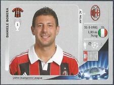 PANINI UEFA CHAMPIONS LEAGUE 2012-13- #160-AC MILAN-DANIELE BONERA