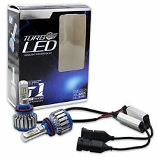 Car H8 H9 H11 LED Headlight Conversion Kit Bulb Light 70W 6000K 8000LM Canbus T1