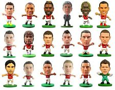 OFFICIAL FOOTBALL CLUB - ARSENAL F.C. SoccerStarz Figures (NEW Players Added)