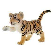 BULLYLAND WWF TIGER BROWN CUB FIGURE TOY - CAKE TOPPER BUL-63684