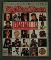 Rolling Stone Magazine December 17, 1987 - Vintage Pee Wee Herman David Bowie