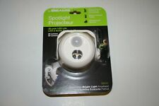 Mr Beams White LED Night Light Motion Sensor Auto On Off Bright Powerful Small