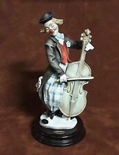 Vintage GIUSEPPE ARMANI Florence # 0330C THE MUSIC MAN Figurine ~ FREE SHIPPING