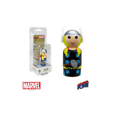 Marvel Thor Pin Mate 2 inch Wooden Figure #28