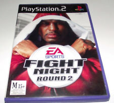 Fight Night Round 2 PS2 PAL *Complete*