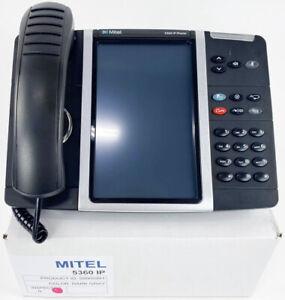 Mitel MiVoice 5360 IP Phone (50005991) - Refurbished - Bulk