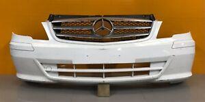 Mercedes  vito viano w 639  2010 -14 GENUINE FRONT BUMPER
