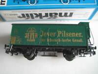 Marklin H0 4680-91004 JEVER Pilsener wagon w/ brakeman's cab LN