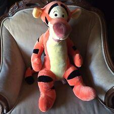 "Disney Store Winnie the Pooh Tigger 24"" Large Jumbo Plush"
