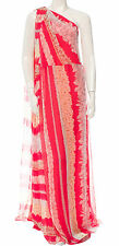 MISSONI Floral Grecian Maxi Dress SZ 42 = US 6 NWOT RT $3.8K