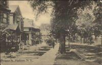 Herkimer NY Prospect St. c1910 Postcard