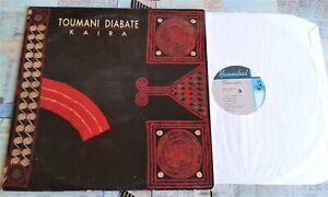 Toumani Diabate - Kaira. Hannibal HNBL 1338. 1988 EX/VG