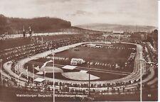 Ansichtskarten, AK, Schlesien, Waldenburg, Waldenburger Stadion, Bad Salzbrunn