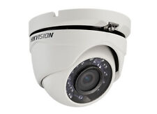 Hikvision DS-2CE56D0T-IRM Turbo TVI HD 2MP 1080p 20M IR IP66 Dome Cam, 6mm