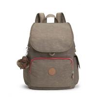 Kipling Medium Backpack CITY PACK Rucksack in TRUE BEIGE C