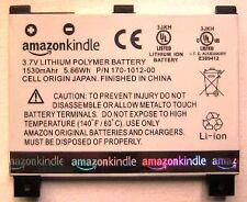 Batterie D'ORIGINE AMAZON KINDLE 2 eBook Reader S11S01A GENUINE ORIGINAL