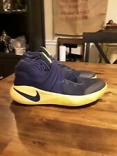 Nike Kyrie 2 Cavs Play offs Edition Sneakers Midnight Navy 819583-447 Sz 11 GUC