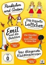 Erich Kästner Box - 4 DVD Box