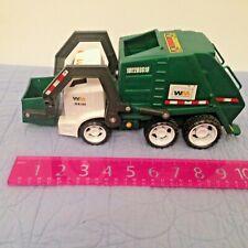 Matchbox WM Waste Management Garbage Truck w/ Sounds 2005 HTF Needs batteries
